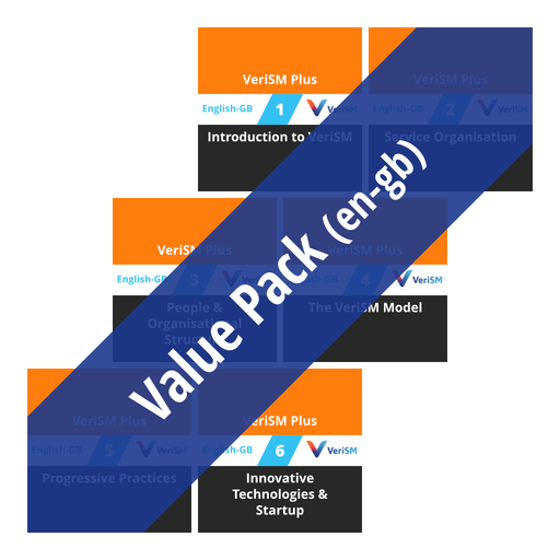VeriSM Plus: Course Value Pack (en-gb) [Cover]