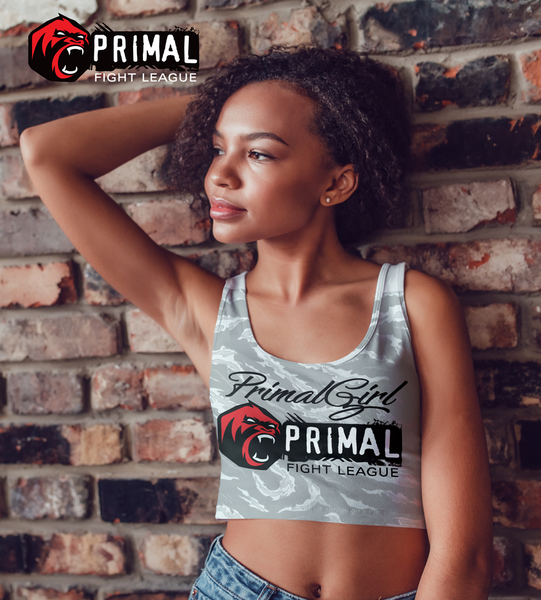 Official PFL Ring Girl Crop Top