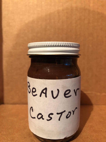 BEAVER CASTOR PASTE - Winter Wildlife Control Bait & Lure