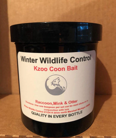 KZOO-Winter Wildlife Control Bait & Lure