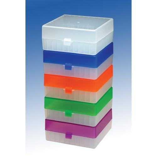 100 Place Cryo Microtube Storage Boxes