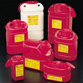 BD Sharps Containers