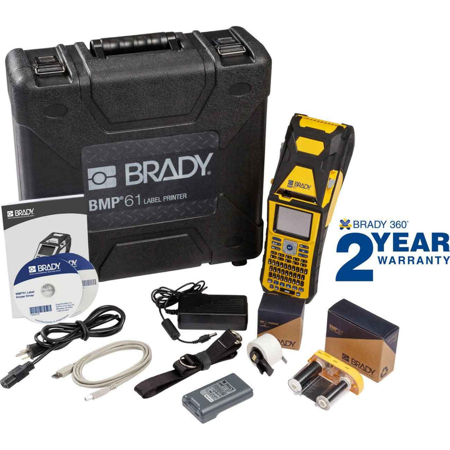 Brady Printers and Label Makers
