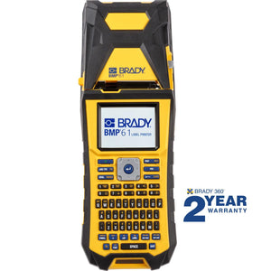 Brady BMP61 Portable Printer and Label Maker