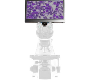 BioVIEW microscope camera and monitor for histology