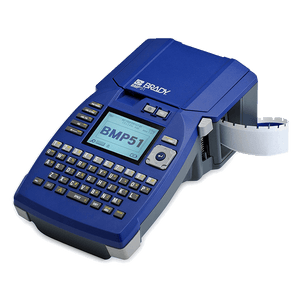BMP51 Printer and Label Maker, Lithium Ion Battery and AC adaptor