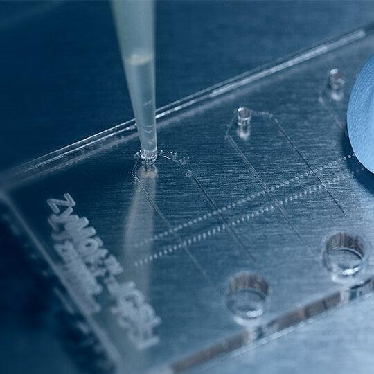 Microfluidics - The ZyMōt™ ICSI Sperm Separation Device