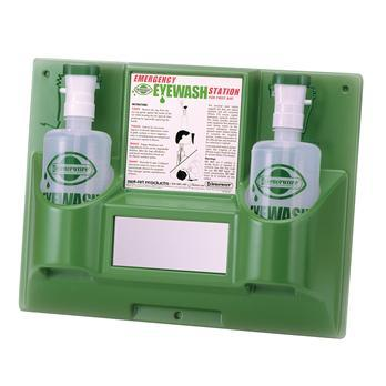 Scienceware® Emergency Eye Wash Stations, (Empty - Solution Not Included)