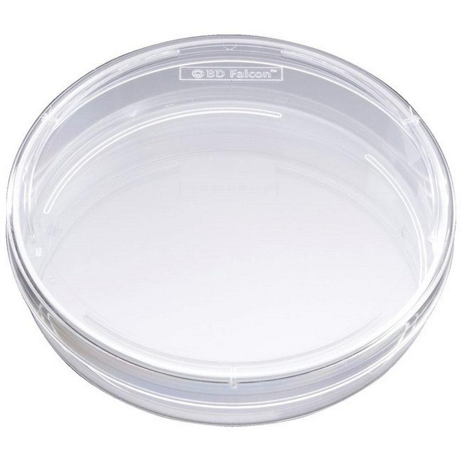 351029: Falcon® 100mmx15mm Not TC-Treated Bacteriological Petri Dish, 20/Pack, 500/Case, Sterile
