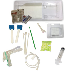 HSG Procedure Tray