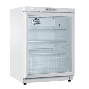 Small refrigerator for lab reagents
