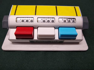 1x2 Denominator Double Unit Laboratory Counter