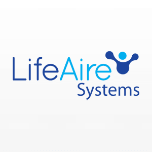 LifeAire System's Aire~IVF Logo