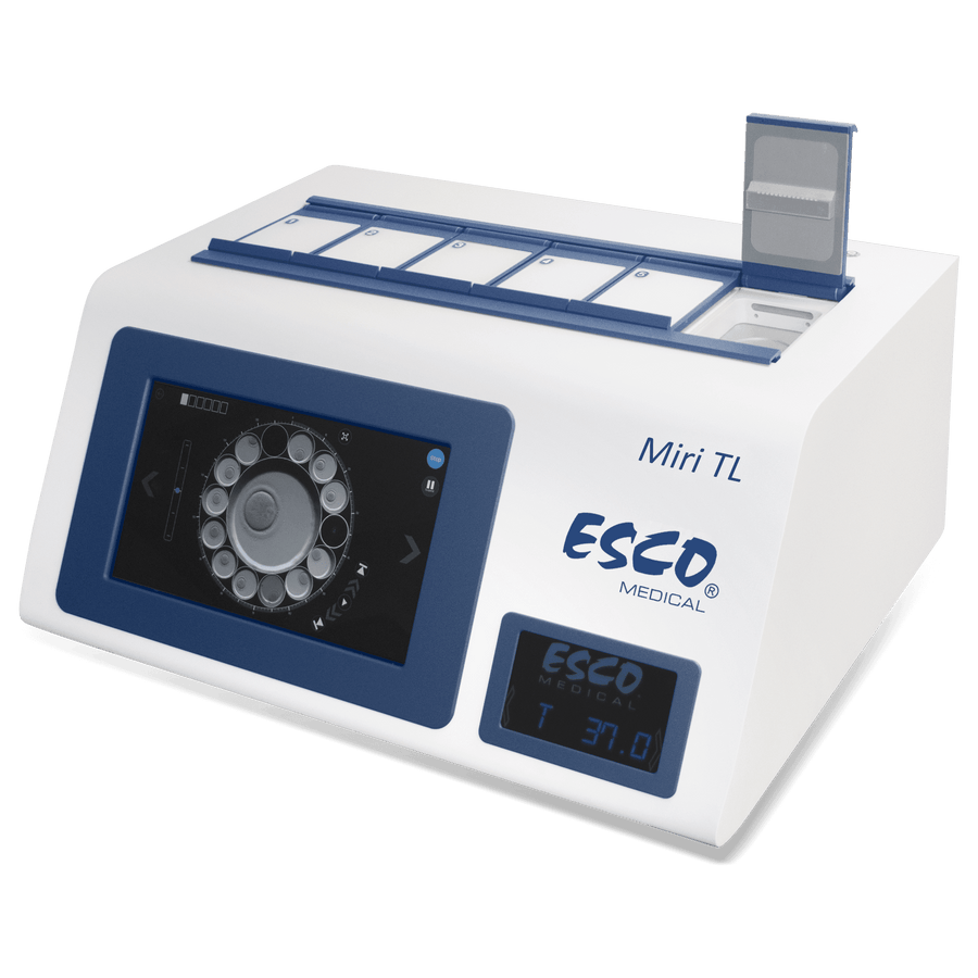 ESCO MIRI TL6. Time Lapse Incubator for IVF to monitor embryo development.
