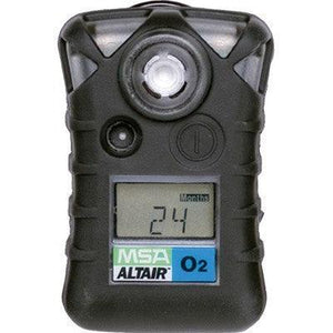 MSA ALTAIR Single Gas Detector and Alarm, Oxygen (O2)