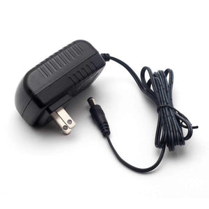 AC adapter cord (100-240 input / 12v - 1.0 amp output) for 12vDC models