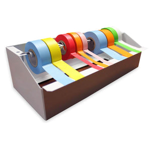 "Multi Tape Dispenser for 500"" Labeling Tape"