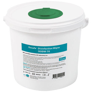 Oosafe® Disinfection Wipes