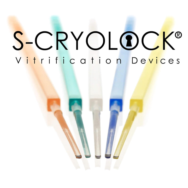 New S-Cryolock® Vitrification Device