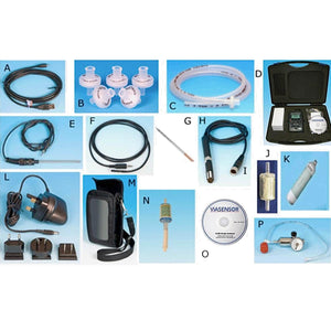 Viasensor G100 Gas Analyser Accessories