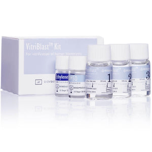 Nidacon VitriBlast™ Vitrification Media for Embryos and Blastocysts