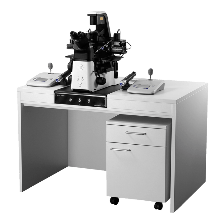 Accurion Active Vibration Isolation ICSI Table Demo