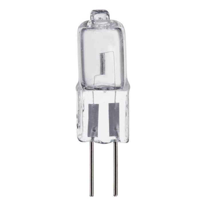 20-Watt T3 12-Volt Bi-Pin Base Light Bulb, 2 x 2 Pack (4 bulbs)