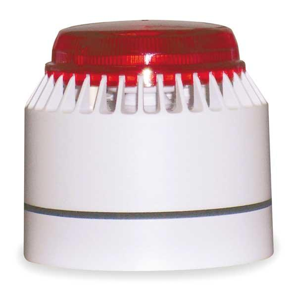 Red Horn/Strobe 24VDC for PureAire Low Oxygen Alarm