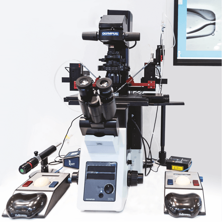 TrackJector™ micromanipulator for IVF