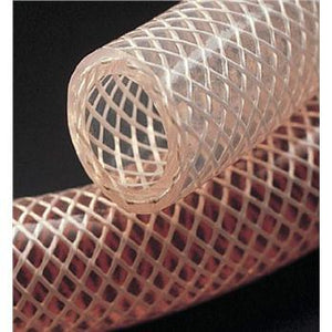 Braided Clear Tubing