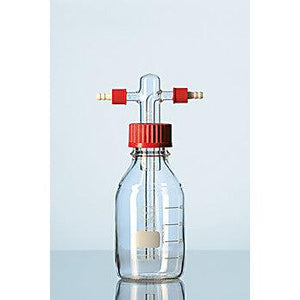 DURAN® Gas Washing Bottles