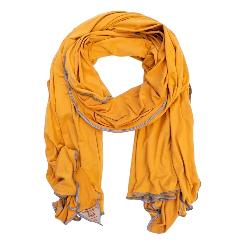 1982 Yellow Scarf
