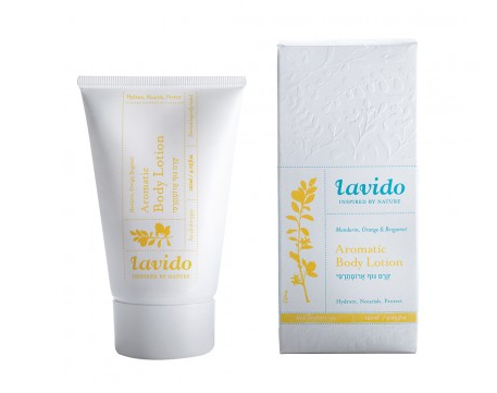 Lavido Mandarin Aromatic Body Lotion