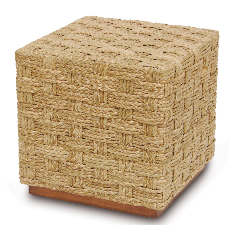 Spa Hassock Table