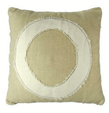 "Hug ""O"" Pillow - 20sq"