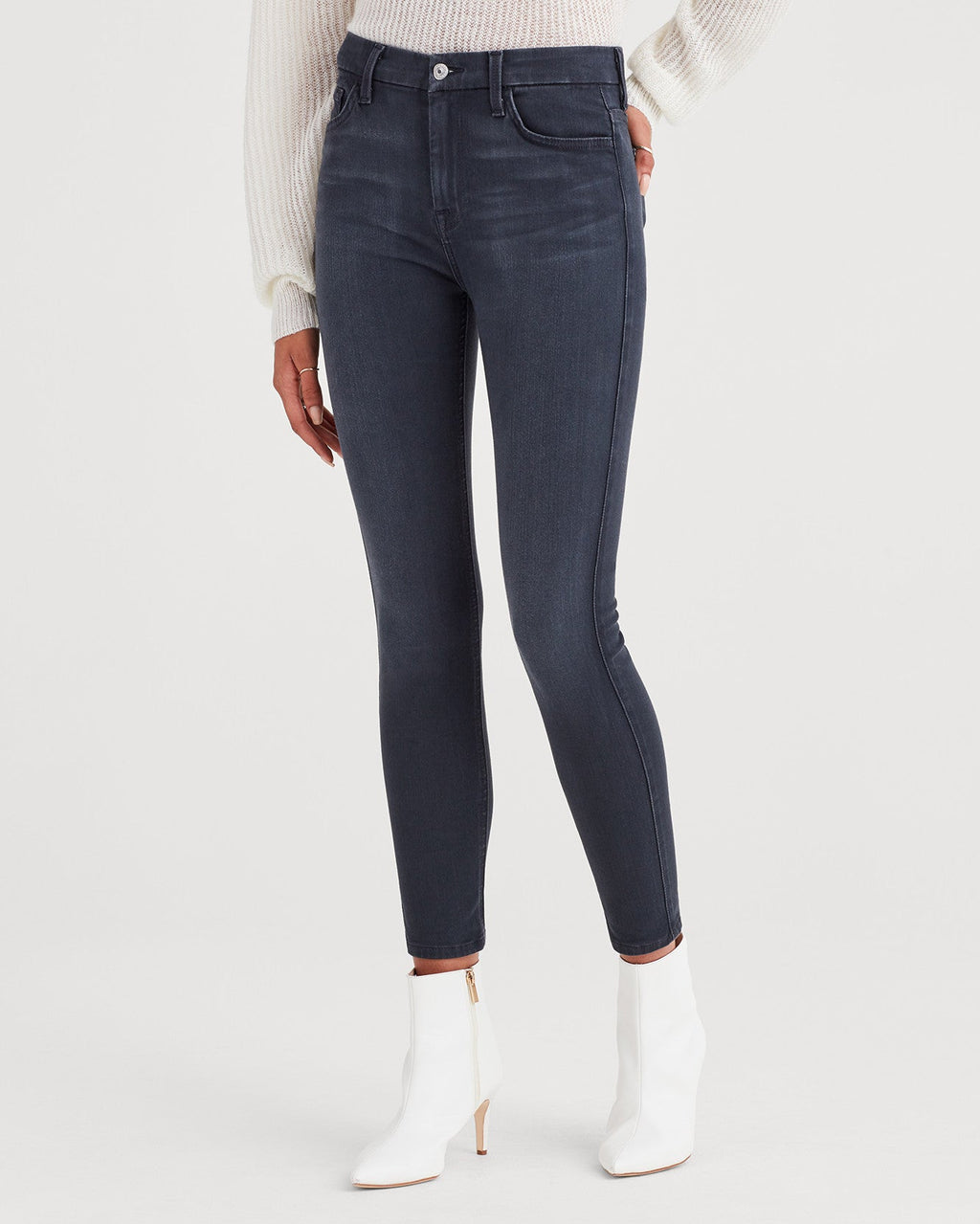 Blair Evening High Waist Ankle Skinny