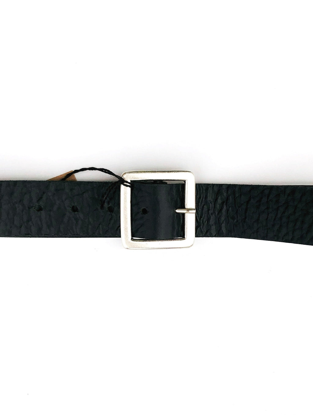 Hestia Belt - Black/Silver