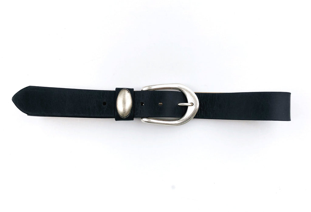 Antique Black Belt