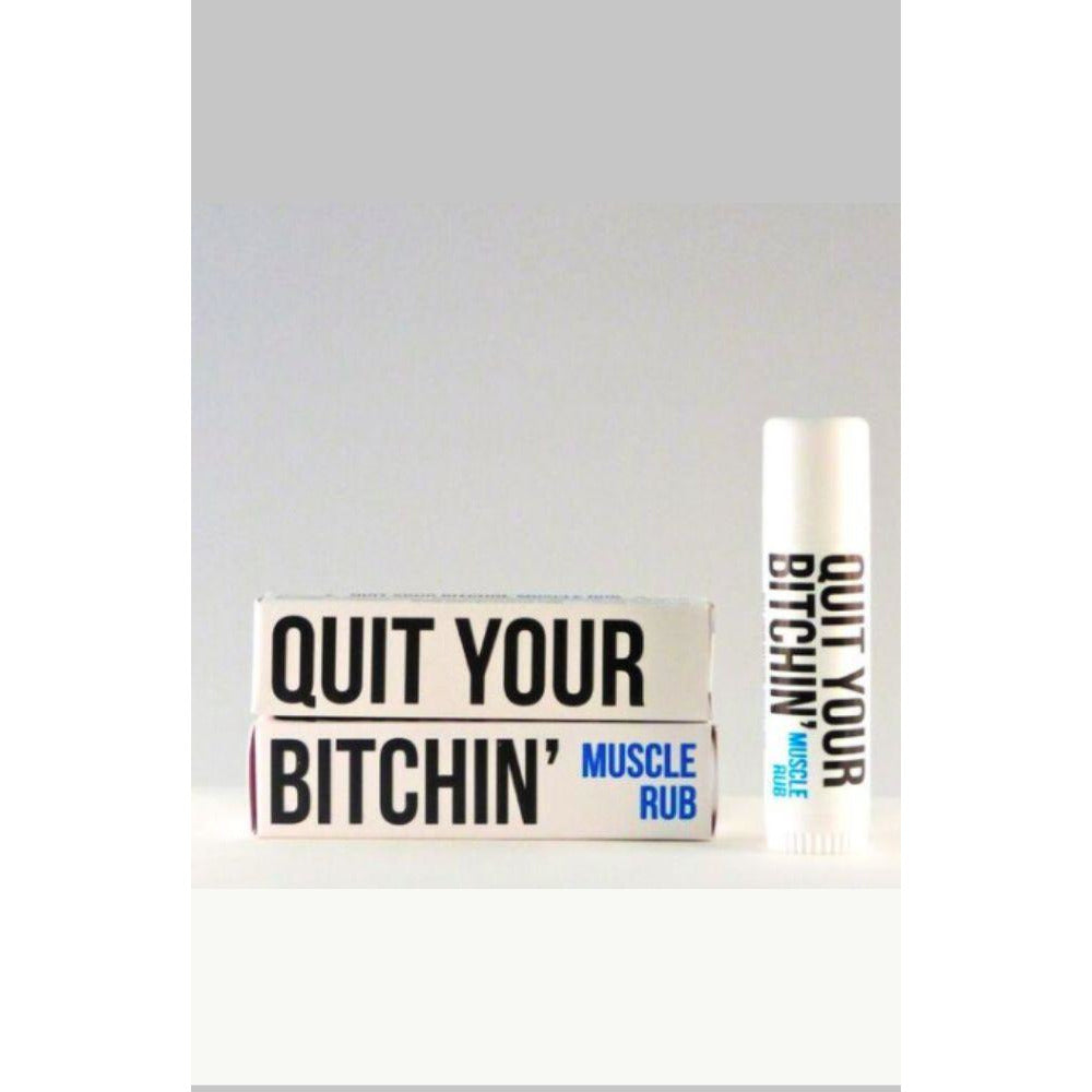 Bitchstix Quit Your Bitchin Muscle Rub Stix