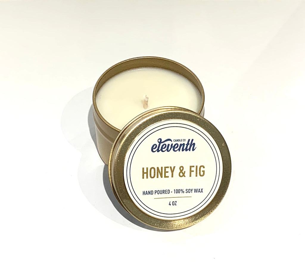 Honey & Fig Candle 4oz