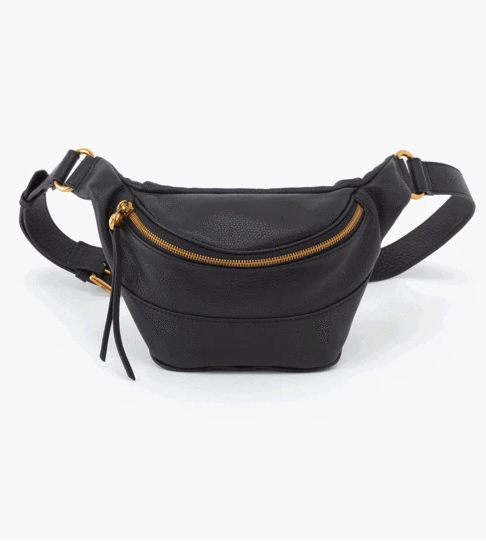 Jett Hip Belt Bag – Black