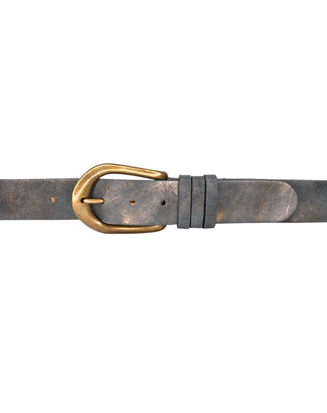 Carly Belt - Navy Shimmer