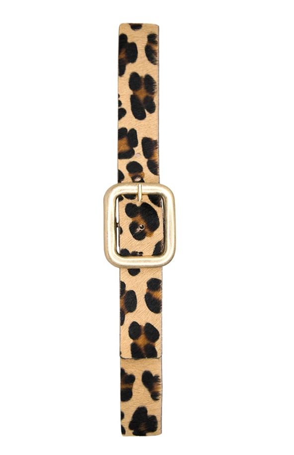 Julianne Belt - Leopard