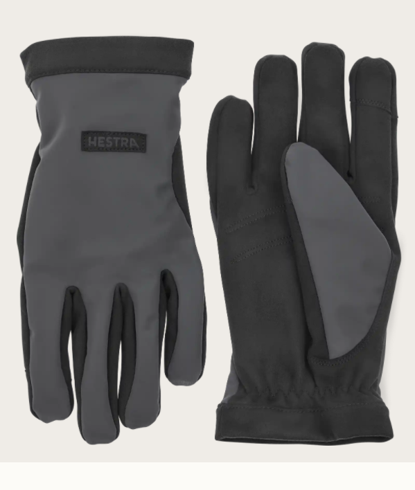 Mason Gloves – Grey-Black