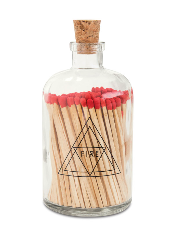 Fire Alchemy Large Match Bottle