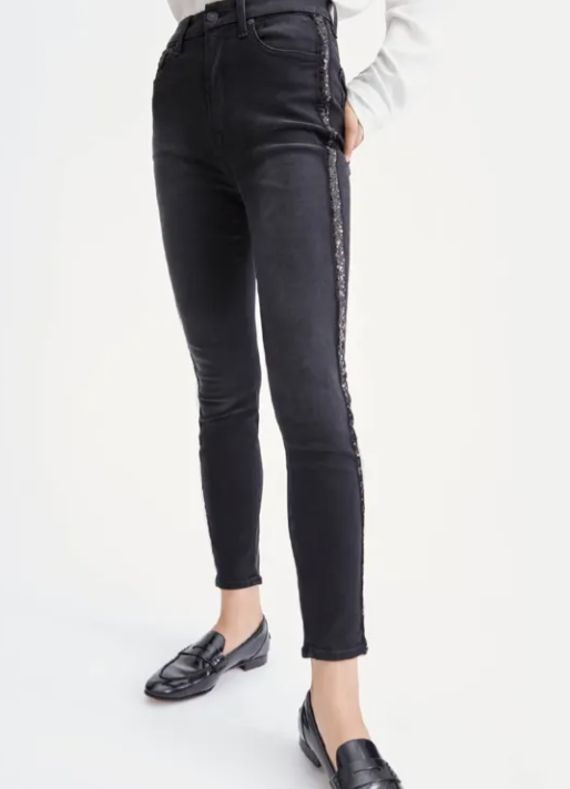 High Rise Illusion Essex Skinny