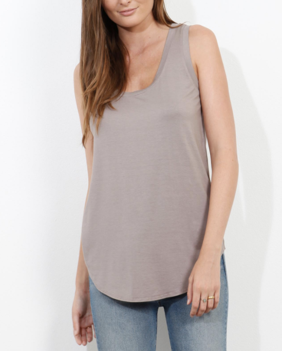 Long Jersey Tank - Essential Colors