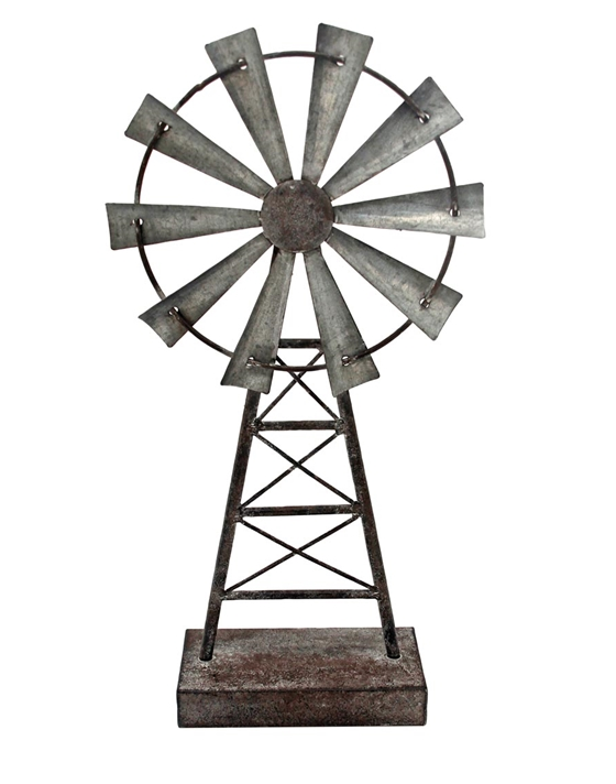 Windmill Table Art