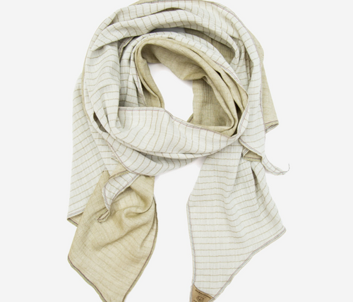 Late Sunday Afternoon Delilah Double Light Scarf