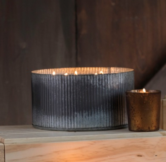 Mixture Home Black Pepper Industrial 5-Wick Filled Candle